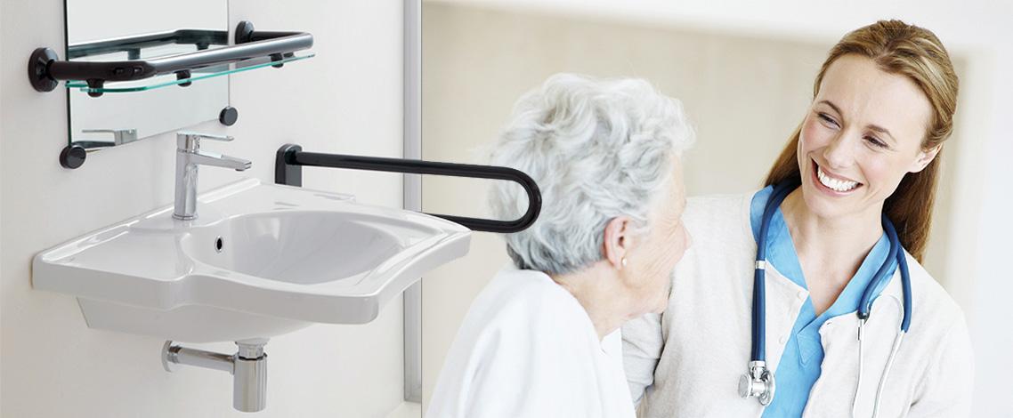 Lavabi per disabili: ecco cosa bisogna sapere