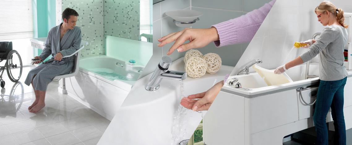 Vasche da bagno per disabili e anziani ecco ci che vi - Vernici per vasche da bagno ...