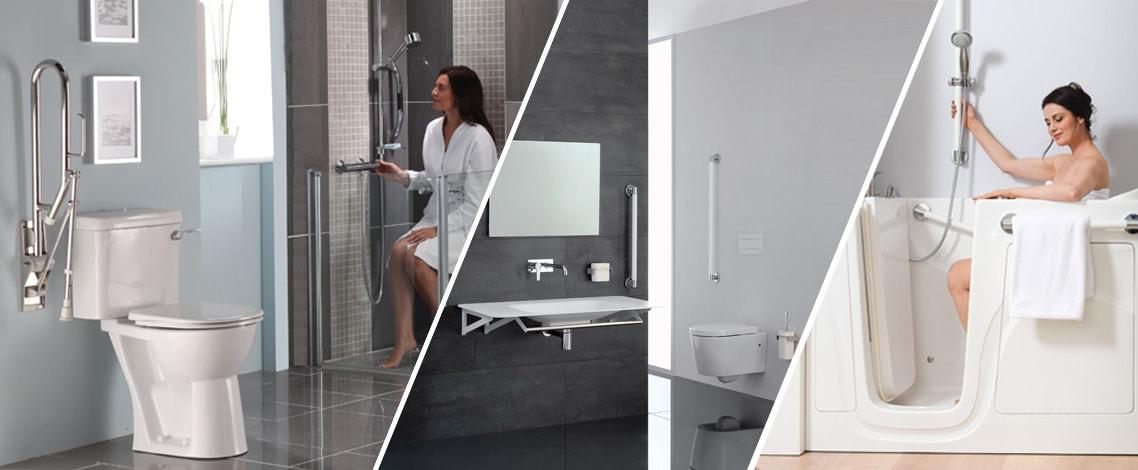 Volete un bagno a prova di infortuni? Ecco i consigli sulla sicurezza da tenere a mente
