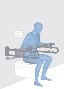 maniglie di sostegno wc disabili