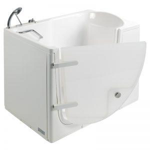 Vasche da bagno per disabili e anziani: ecco ciò che vi occorre sapere