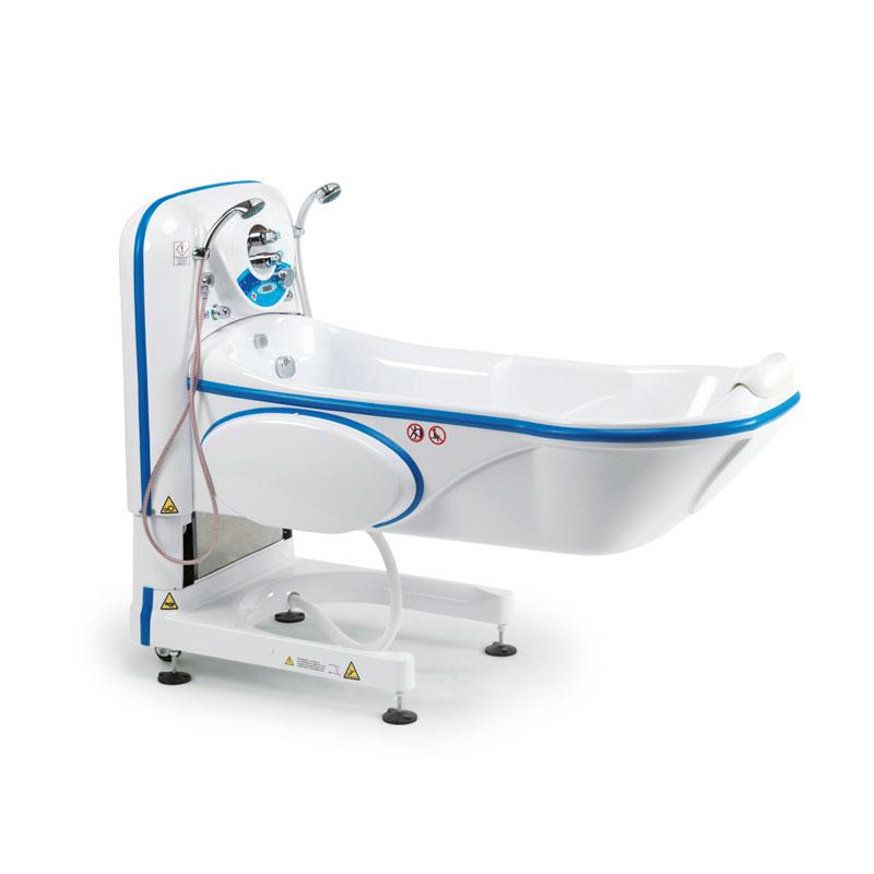 Vasca da bagno medicalizzata ospedale ponte giulio vita - Ponte giulio bagno disabili ...