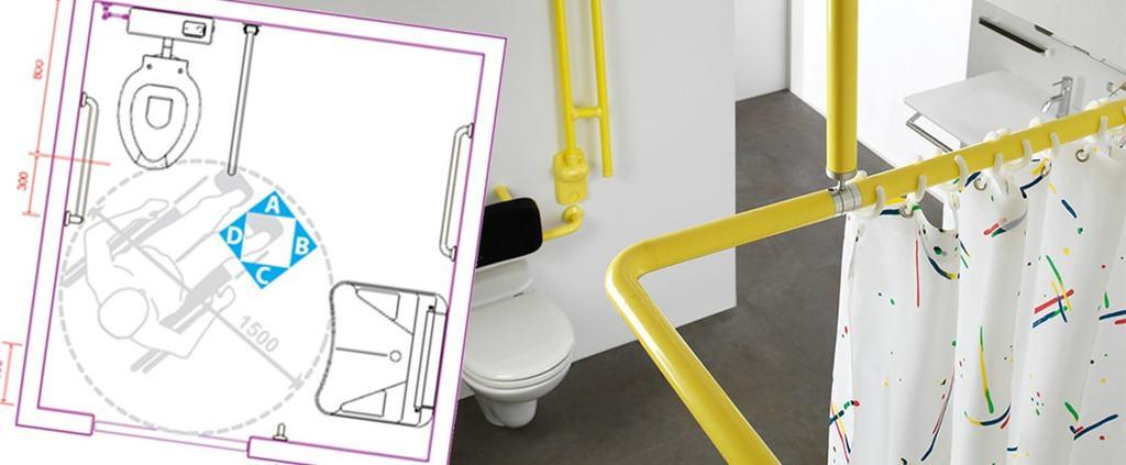Esempi di bagni per disabili