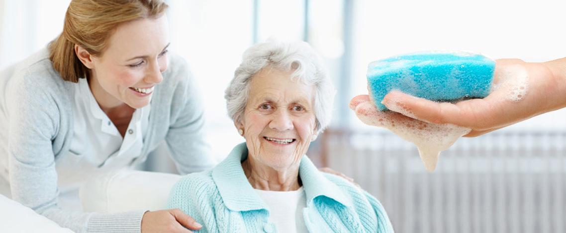 Cura e igiene personale nell'anziano non autosufficiente