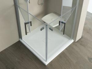 Box pareti doccia disabili e anziani