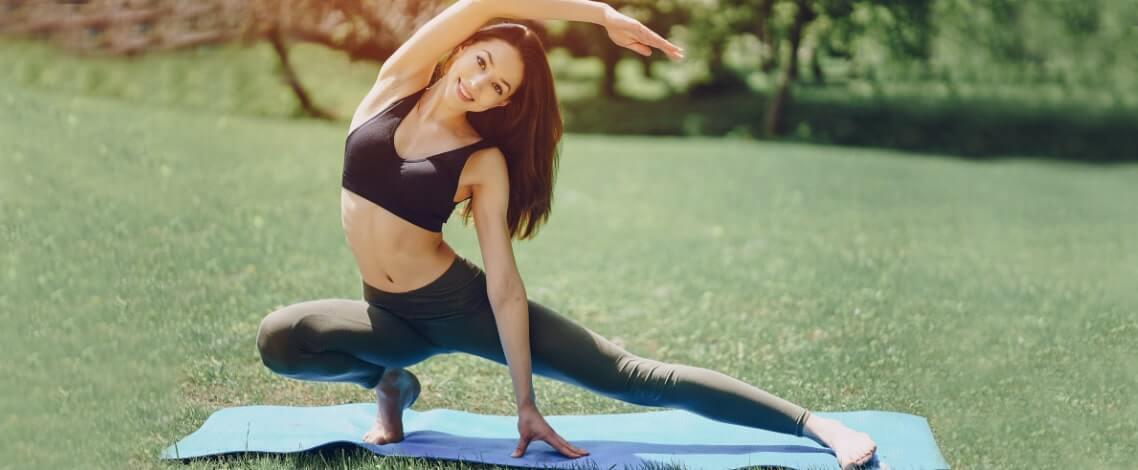 Yoga e buonumore: come stare bene con se stessi