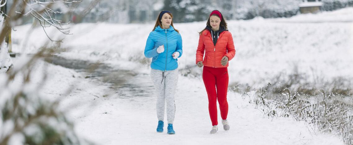 Correre in inverno: come farlo al meglio